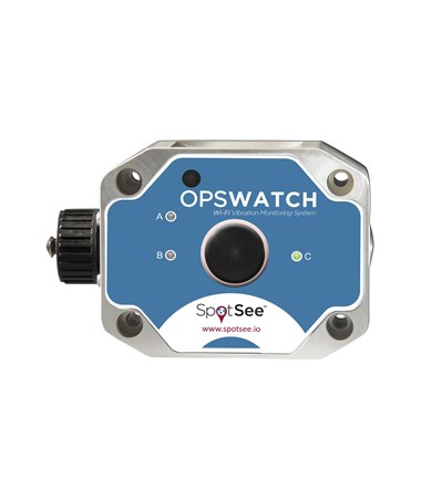 OpsWatch Impact and Vibration Recorder SPOOW298K-