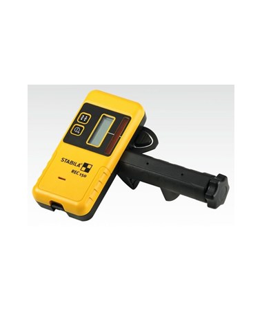 Stabila REC 150 Rotating Laser Receiver with Bracket STA07460