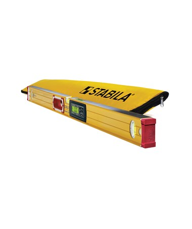 "Stabila 48"" IP65 MAGNETIC TECH LEVEL W/CASE STA36540"