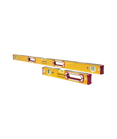 Stabila 196 Heavy-Duty Level Set (2-Pack) STA37816