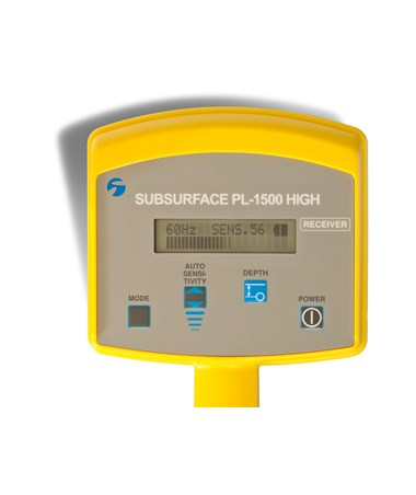Subsurface Instruments PL-1500 Pipe and Cable Locator SUBPL-1500