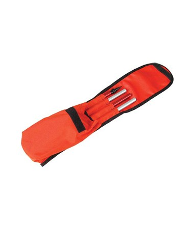 Seco Euro Style Prism Pole System Carrying Case