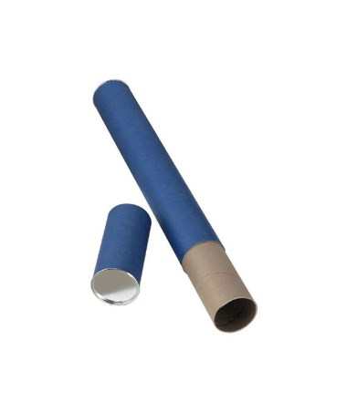 Alvin Fiberboard Storage And Mailing Tube ALVT413-25