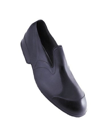 MEN'S BLACK DRESS RUBBER OVERSHOES - Storm TIN1200
