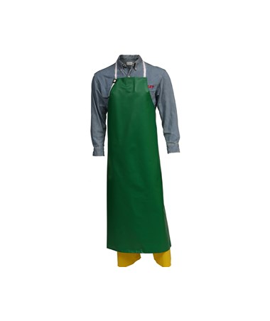 "ACID SUIT - Green Apron - 38"" x 48"" TINA41008"