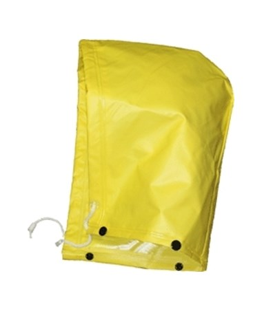 Flame Resistant Yellow Detachable Hood TINH56107