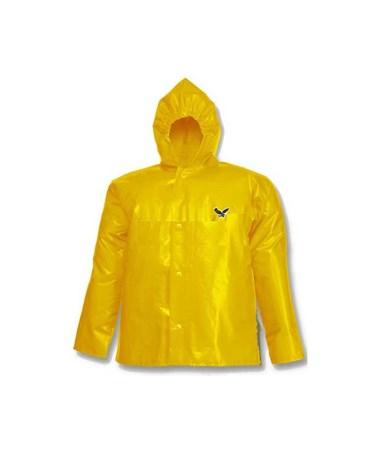 Jacket - Storm Fly Front - Attached Hood TINJ22107