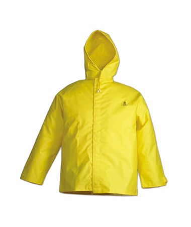 Flame Resistant Yellow Jacket for Hydroblasting Applications TINJ56147