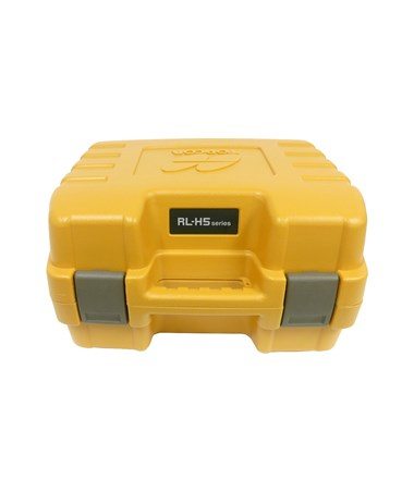 Topcon Hard Carrying Case for RL-H5 Series Horizontal Self-Leveling Rotary Laser