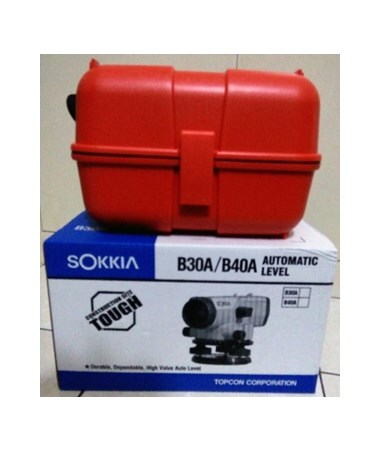 Case for Sokkia B30 Auto Level TOP2290032400