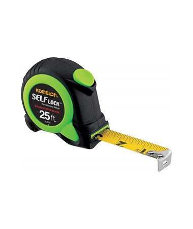 Self Lock Power Tape Measure TOP870625
