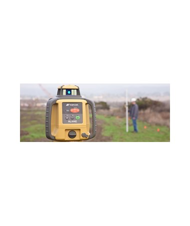 Topcon RL-H4C Horizontal Self-Leveling Rotary Laser TOPRL-H4C