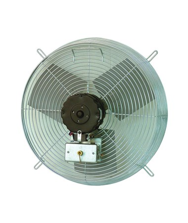 Tpi Guard Mounted Direct Drive Exhaust Fan Tiger Supplies