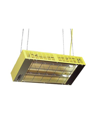 TPI CH Series Portable Quartz Infrared Heater TPICH22121C-