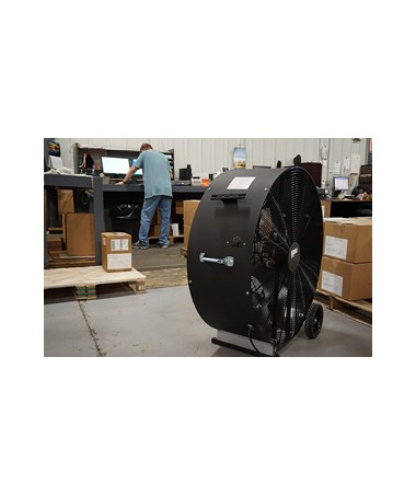 TPI Commercial Belt-Drive Portable Blower TPICPB36B-