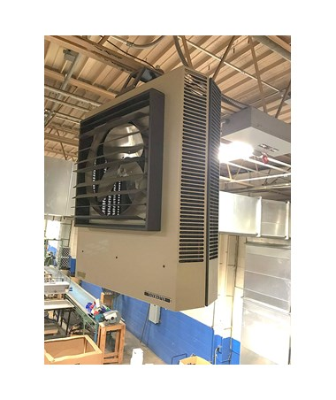 TPI 5100 Series 3-20 kW Horizontal/Vertical Mount Fan-Forced Heater TPIF1F5103N-