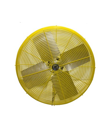 TPI Industrial Heavy Duty Yellow Air Circulator TPIHDH24-