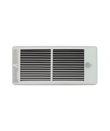 TPI 4800 Series Register-Style Fan-Forced Wall Heater with Wall Box TPIHF4810RPW-