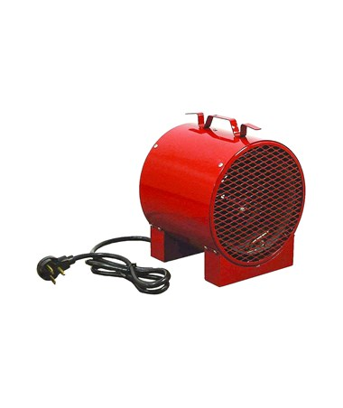 TPI ICH Series Construction Site / Utility Fan-Forced Portable Heater TPIICH240C