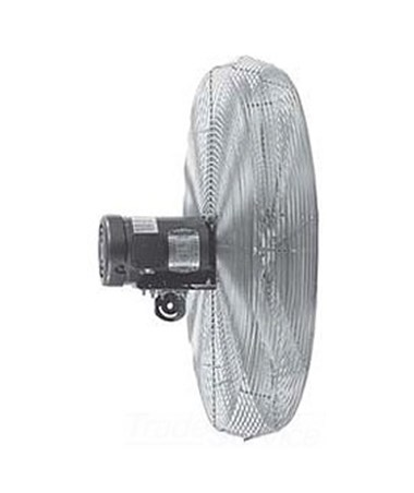 TPI Industrial Assembled 277V Specialty Air Circulator Head TPIIHP24H277-