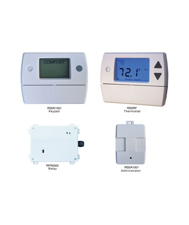 TPI Wireless RSD Thermostat Starter Kit TPIRSDRF-Kit