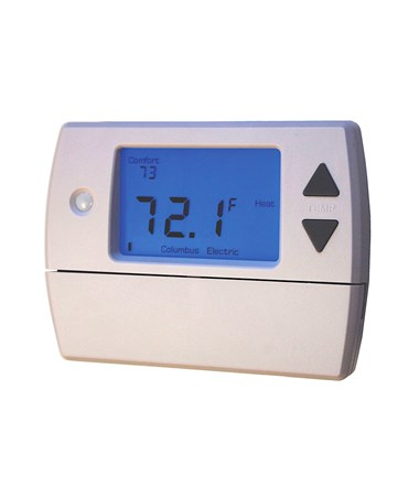 TPI RSD Series Residential Thermostat TPIRSDHW1001-