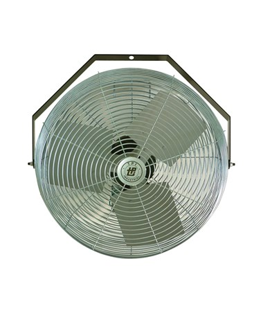 TPI Industrial Mounted Workstation Fan TPIU12TE-