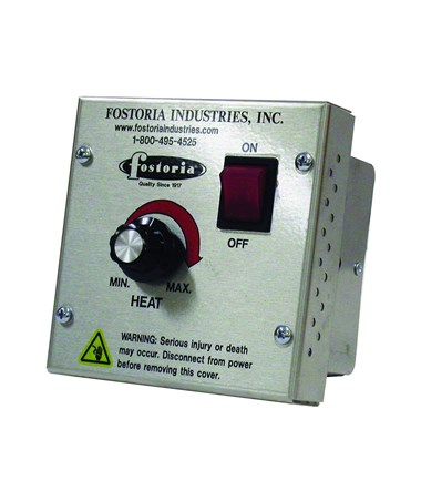 16.4-Amp Variable Heat Controller for TPI OCH Series Infrared Heater TPIVHC32