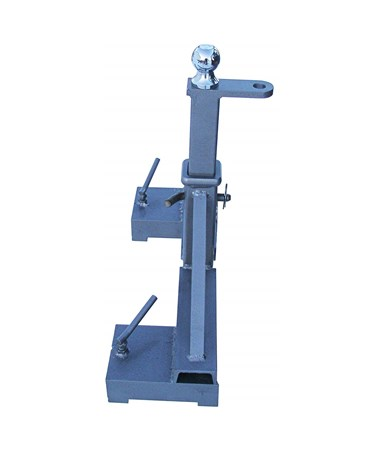 Timber Tuff Fork Ball Mount for Goosenecks TTTFTF- 05175DFGM