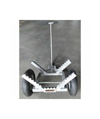Timber Tuff Log Dolly with Choker Chain & Load Binder TTTTMW-440MLDLBC