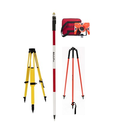 Tiger Supplies Total Station Accessory Kit Tig7345