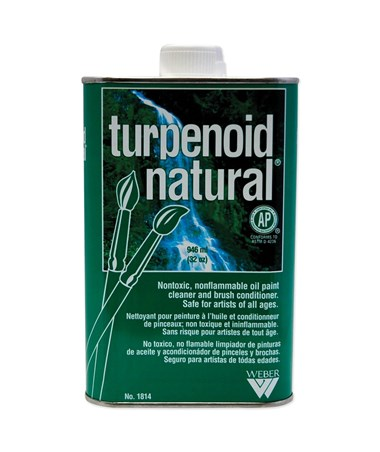 Weber Turpenoid Natural 32 oz. W1814