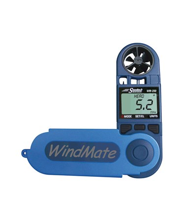 Weatherhawk WindMate WM-200 Handheld Wind Meter With Wind Direction KNH27017