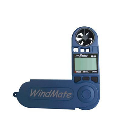 Weatherhawk WindMate WM-300 Handheld Wind Meter With Wind Direction and Humidity KNH27018