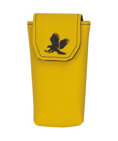 Yellow Carry-Along Case for Weatherhawk Wind Meter WEA27070