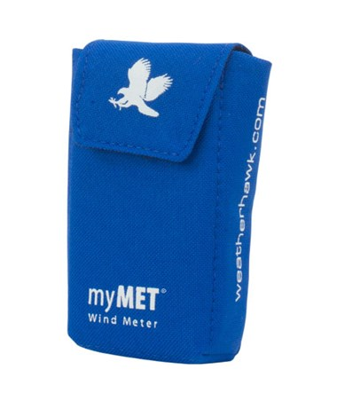 Case for Weatherhawk myMET Wind Meter WEA30103