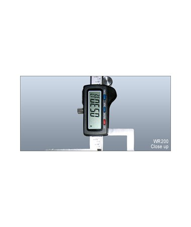 Wixey WR200 Digital Height Gauge with Fractions WIXWR200
