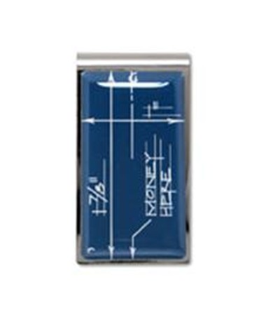 """Blueprint"" Money Clip ZCB01MC"
